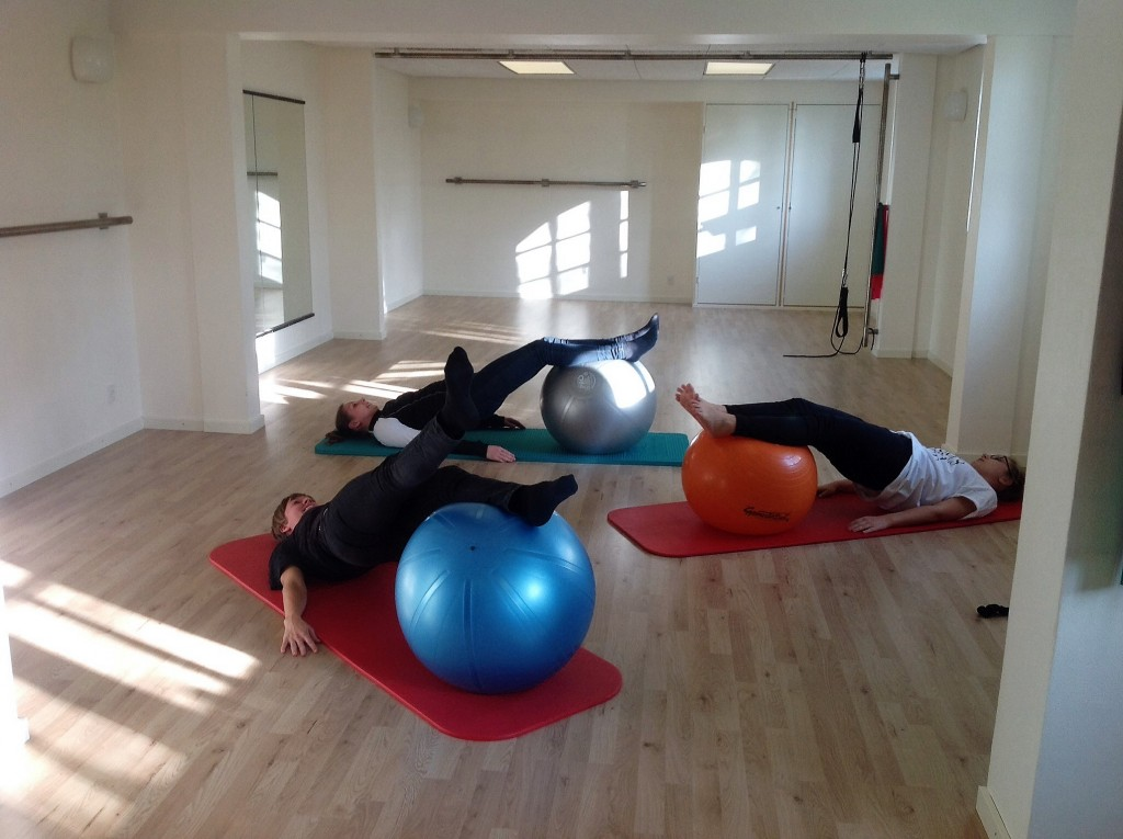 Bolde pilates